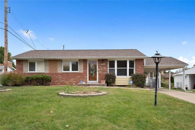 4227 Tupelo, St Louis, MO 63125 (#21075591) :: RE/MAX Professional Realty