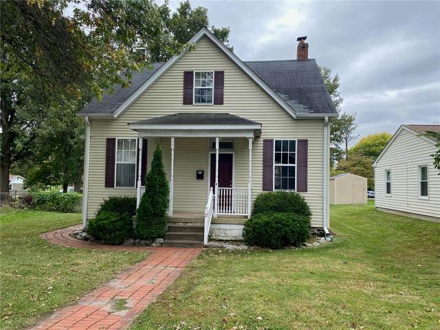 17 N Indiana Avenue, Belleville, IL 62221 (#21075598) :: RE/MAX Professional Realty