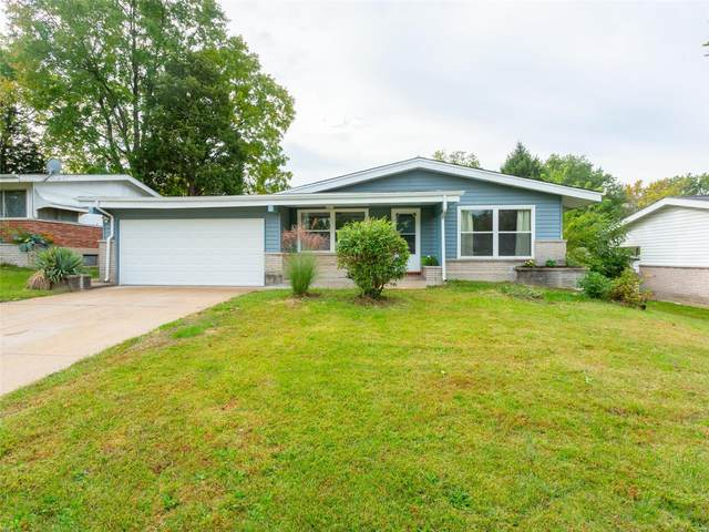 2260 Luxmore Drive, St Louis, MO 63136 (#21075604) :: Realty Executives, Fort Leonard Wood LLC