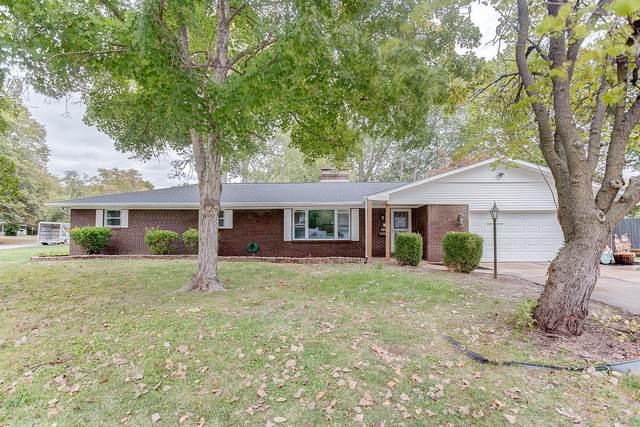 416 N Michigan Avenue, Belleville, IL 62221 (#21075633) :: RE/MAX Professional Realty