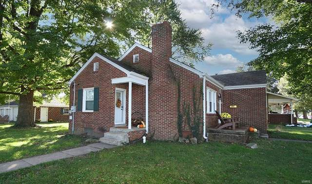 110 S Main Street, BREESE, IL 62330 (#21075639) :: The Becky O'Neill Power Home Selling Team