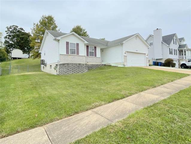 2019 Rosedale Court, Arnold, MO 63010 (#21075640) :: Clarity Street Realty
