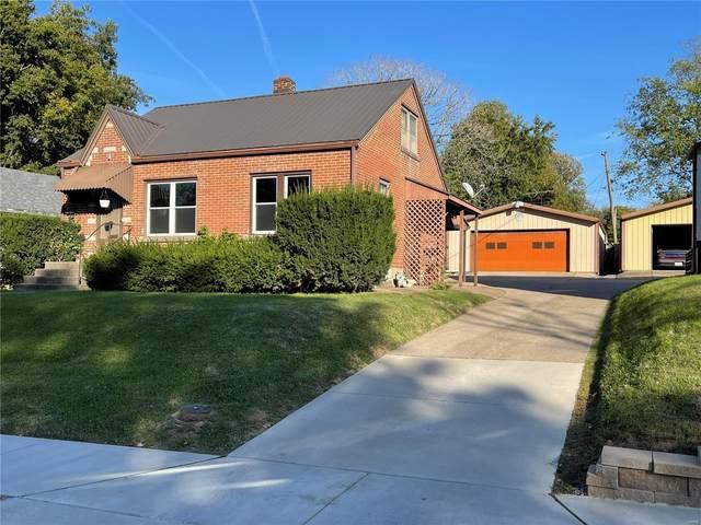 1226 S Ellis Street, Cape Girardeau, MO 63703 (#21075641) :: Jeremy Schneider Real Estate