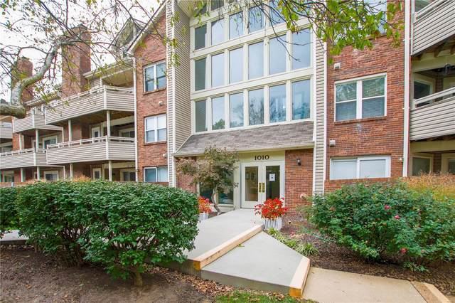 1010 Thoreau #304, St Louis, MO 63146 (#21075643) :: Finest Homes Network