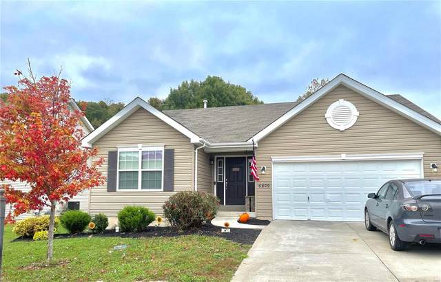 6809 Eagles View, Pacific, MO 63069 (#21075656) :: Delhougne Realty Group