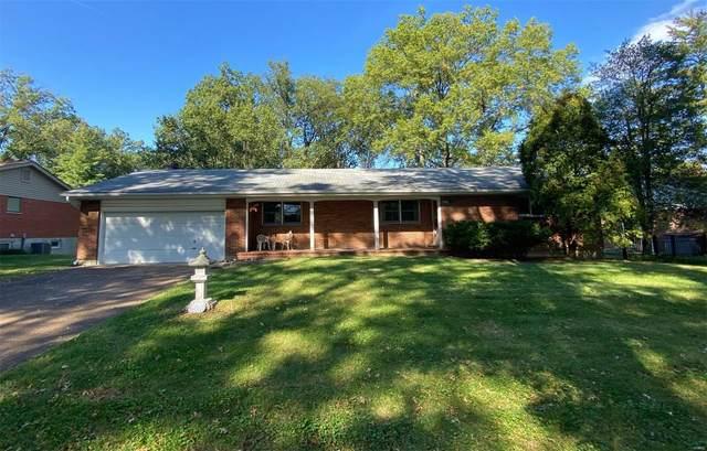 801 Delchester Lane, St Louis, MO 63122 (#21075688) :: Jeremy Schneider Real Estate