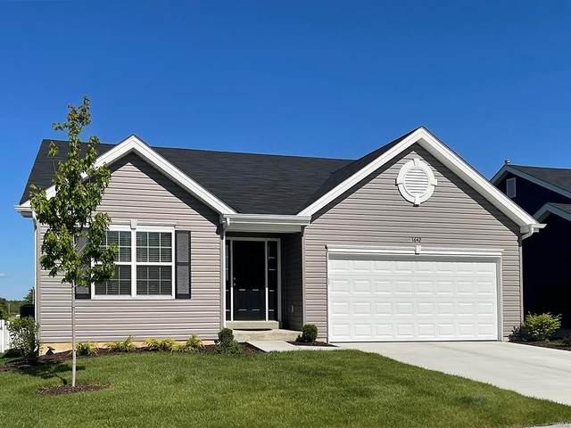1537 Cascade Lane, Eureka, MO 63025 (#21075706) :: RE/MAX Professional Realty