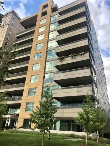 4545 Lindell Avenue #10, St Louis, MO 63108 (#21075708) :: Jeremy Schneider Real Estate