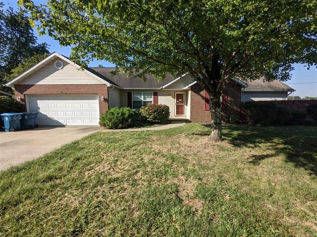 2 Holly Drive, Wood River, IL 62095 (#21075719) :: RE/MAX Next Generation