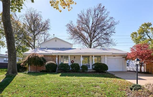 12444 Merrick Drive, St Louis, MO 63146 (#21075726) :: Delhougne Realty Group