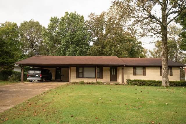2021 Schweitzer Drive, Poplar Bluff, MO 63901 (#21075728) :: Parson Realty Group