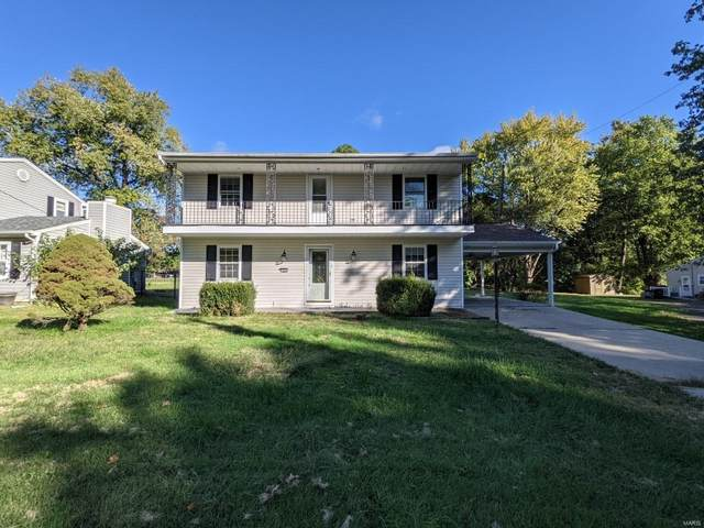 125 Westwood Drive, Belleville, IL 62226 (#21075733) :: RE/MAX Professional Realty