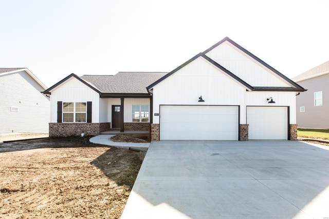 657 Fairway Wood Drive, O'Fallon, IL 62269 (#21075739) :: Kelly Hager Group | TdD Premier Real Estate