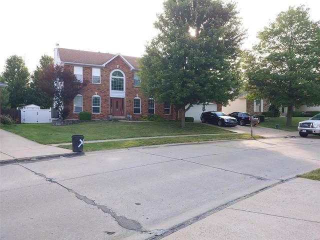 1709 Doris Walter Lane, Saint Charles, MO 63303 (#21075747) :: The Becky O'Neill Power Home Selling Team