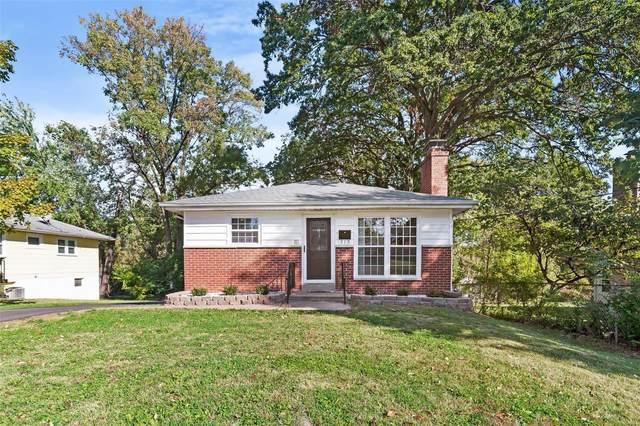 315 Lithia Avenue, St Louis, MO 63119 (#21075764) :: Mid Rivers Homes