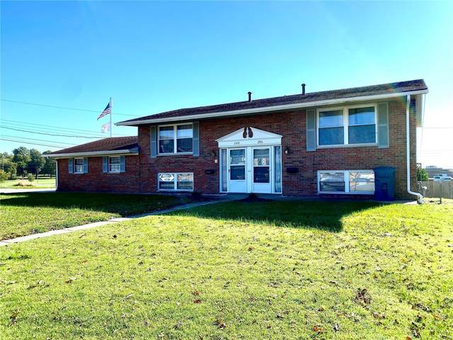 2416 Patrick Drive, Belleville, IL 62221 (#21075765) :: RE/MAX Professional Realty