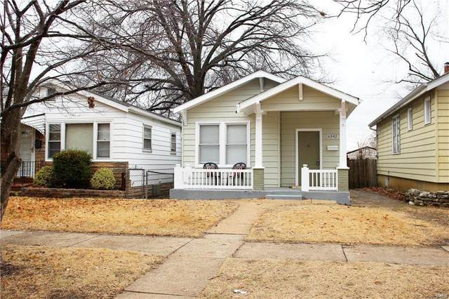 6342 Arthur Avenue, St Louis, MO 63139 (#21075785) :: Mid Rivers Homes
