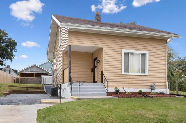 7132 Tholozan Avenue, St Louis, MO 63109 (#21075788) :: Innsbrook Properties