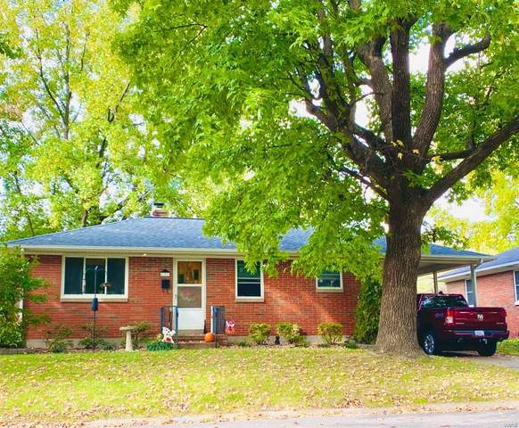 621 Bollman Avenue, Edwardsville, IL 62025 (#21075798) :: The Becky O'Neill Power Home Selling Team