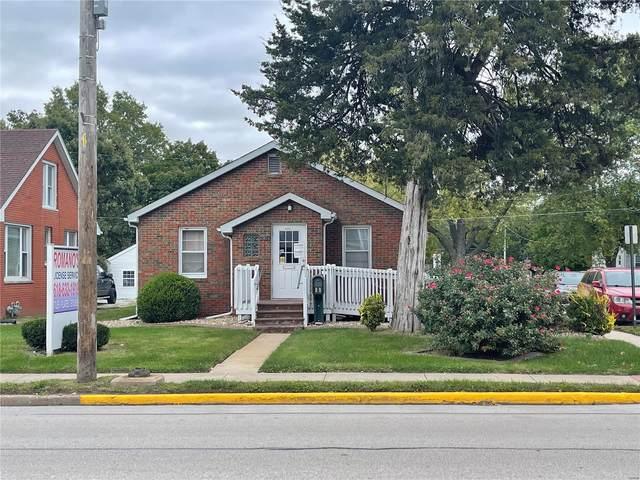622 S Lincoln Avenue, O'Fallon, IL 62269 (#21075825) :: Elevate Realty LLC
