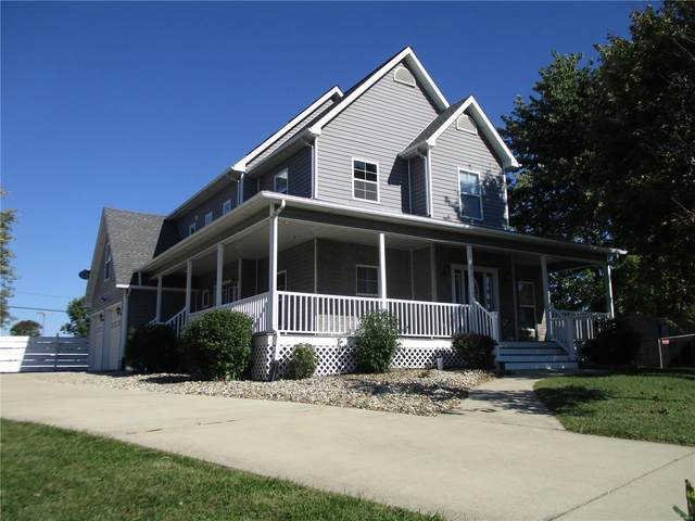 206 Shawnee, Wood River, IL 62095 (#21075835) :: The Becky O'Neill Power Home Selling Team