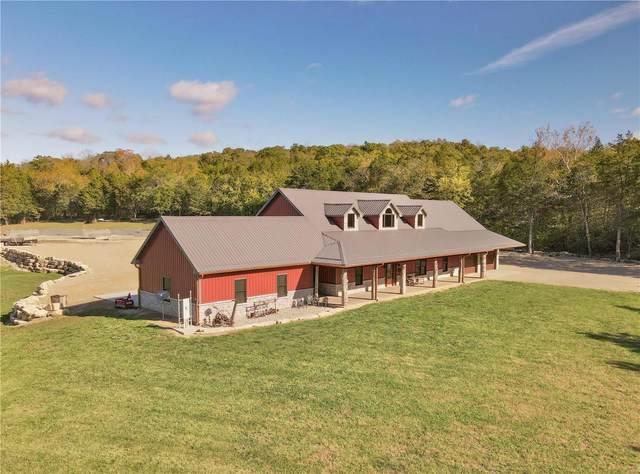 1245 Old Cadet Road, Bonne Terre, MO 63628 (#21075854) :: Kelly Hager Group | TdD Premier Real Estate