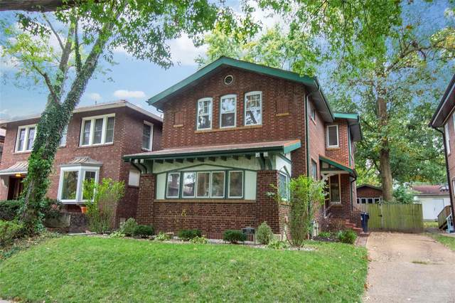7015 Waterman Avenue, St Louis, MO 63130 (#21075865) :: Finest Homes Network