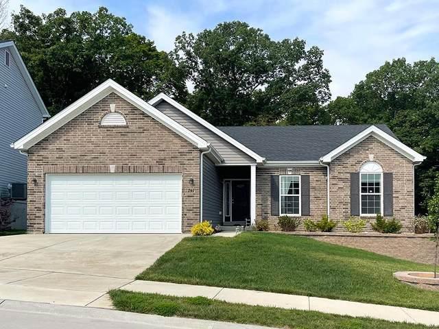 915 Birch View Court, Lake St Louis, MO 63367 (#21075872) :: Mid Rivers Homes