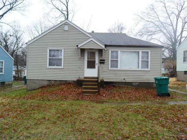 1931 Bainbridge, St Louis, MO 63133 (#21075881) :: Jeremy Schneider Real Estate