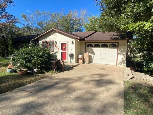 957 Montclair, Poplar Bluff, MO 63901 (#21075885) :: The Becky O'Neill Power Home Selling Team