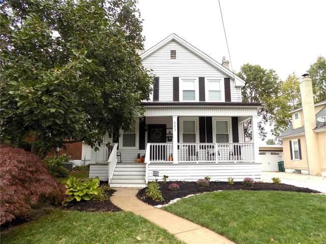 553 Ridge Avenue, St Louis, MO 63119 (#21075886) :: Kelly Hager Group   TdD Premier Real Estate