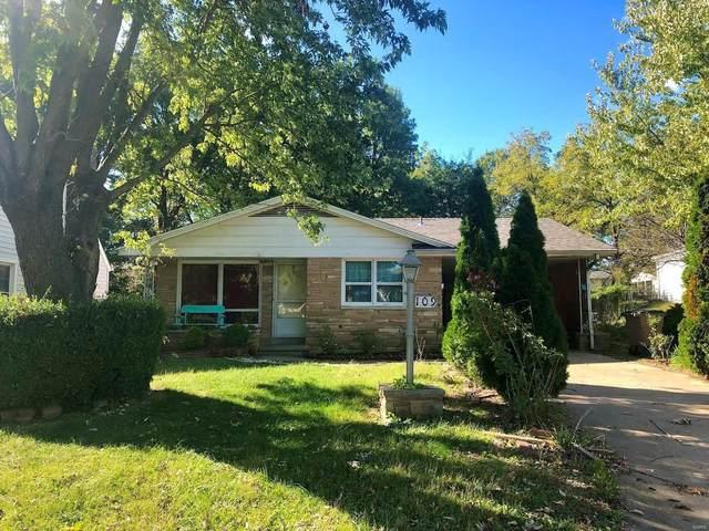 109 Albert St., Cape Girardeau, MO 63703 (#21075906) :: Jeremy Schneider Real Estate