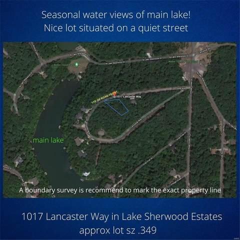 1017 Lancaster, Marthasville, MO 63357 (#21075925) :: Jeremy Schneider Real Estate