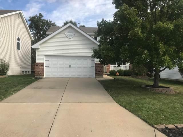1238 Flintshire, Lake St Louis, MO 63367 (#21075932) :: Kelly Hager Group   TdD Premier Real Estate