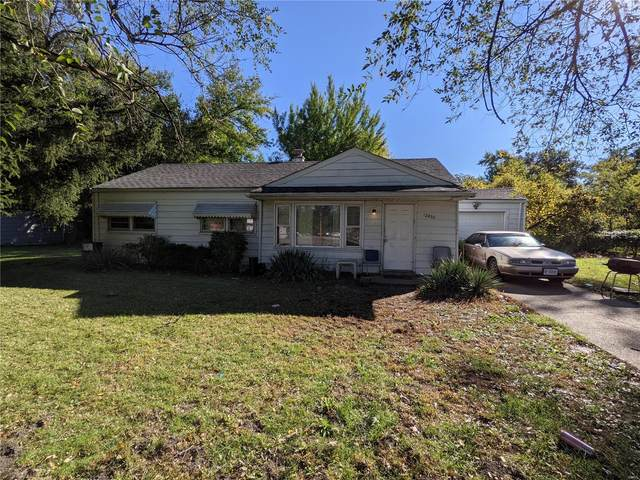 12054 Bellefontaine, St Louis, MO 63138 (#21075934) :: Delhougne Realty Group