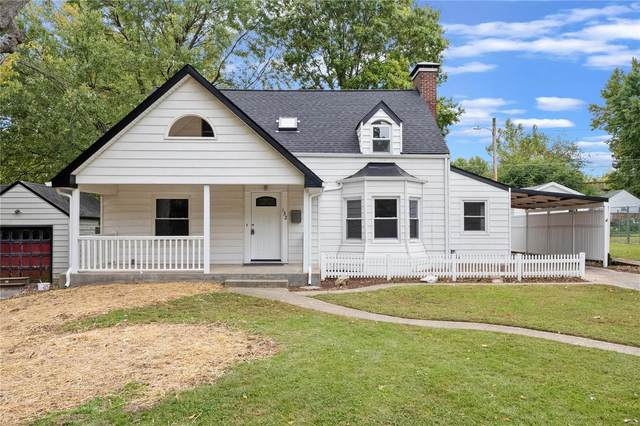 132 N 82nd Street, Belleville, IL 62223 (#21075937) :: RE/MAX Professional Realty