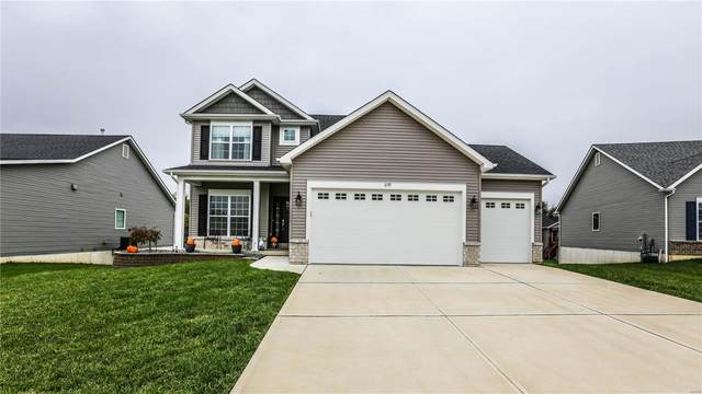 1177 Tahoe Place, Pacific, MO 63069 (#21075946) :: Parson Realty Group
