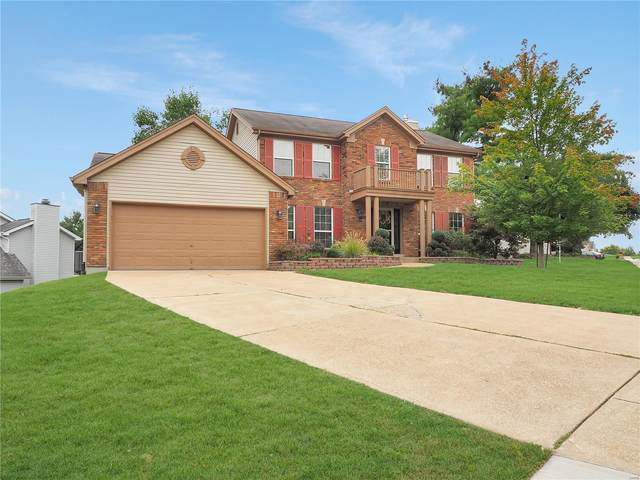 7300 Summer Manor Drive, St Louis, MO 63129 (#21075952) :: Clarity Street Realty