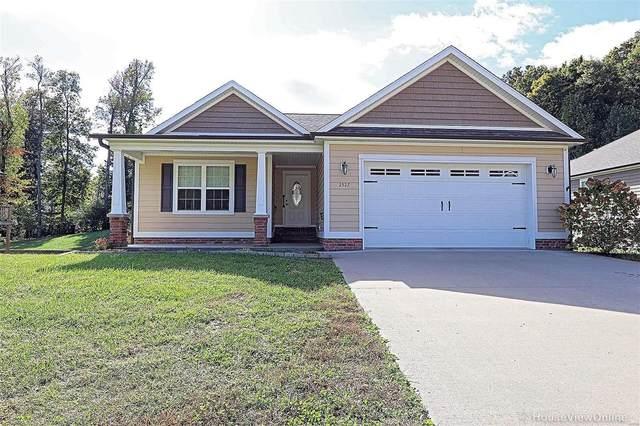 2527 Copperfield Court, Cape Girardeau, MO 63701 (#21075954) :: Jeremy Schneider Real Estate