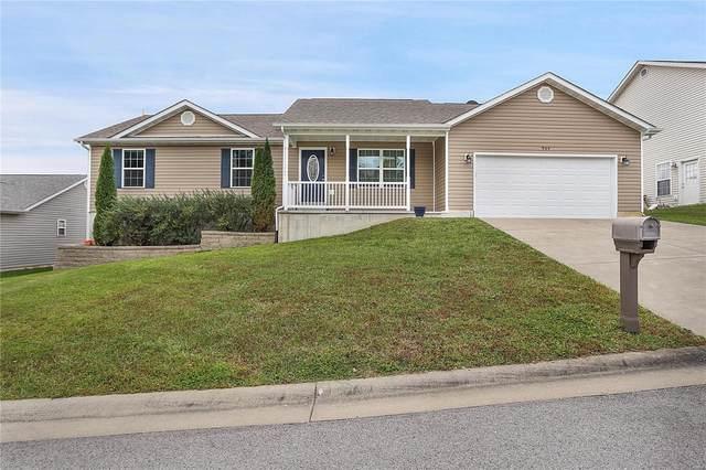904 Tanglewood Drive, Marthasville, MO 63357 (#21075956) :: Jeremy Schneider Real Estate