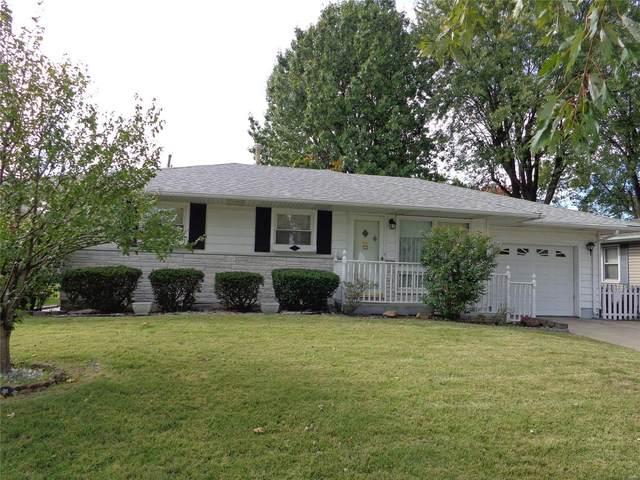 2817 Dogwood Drive, Granite City, IL 62040 (#21075974) :: Kelly Hager Group | TdD Premier Real Estate