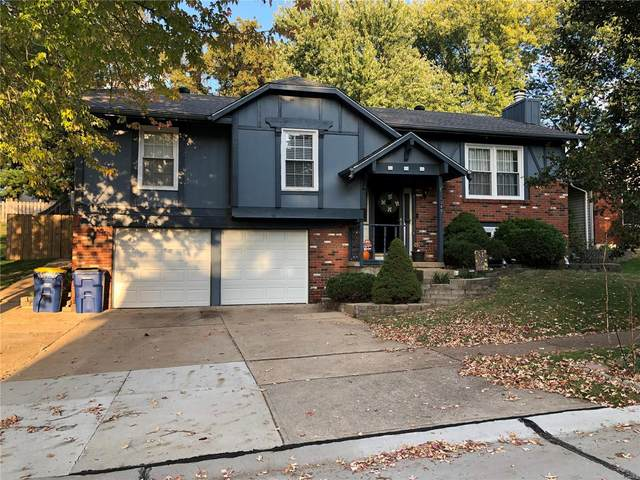 1348 Weatherby Drive, St Louis, MO 63146 (#21075977) :: Finest Homes Network