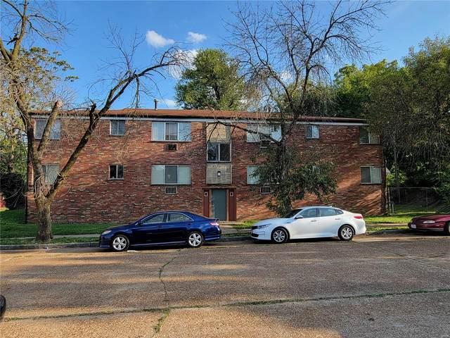 4125 N Florissant Avenue, St Louis, MO 63107 (#21075979) :: Jeremy Schneider Real Estate