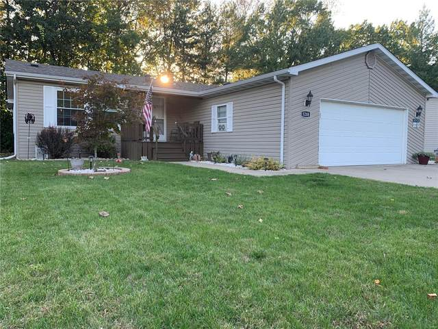 5208 Ida Drive, Belleville, IL 62223 (#21075981) :: Parson Realty Group