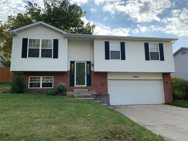 502 High School Avenue, Collinsville, IL 62234 (#21075998) :: Parson Realty Group