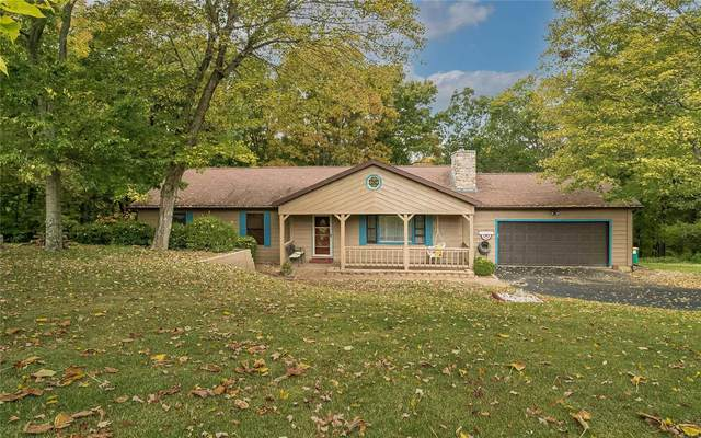 357 Heritage Woods Drive, Arnold, MO 63010 (#21076015) :: Clarity Street Realty