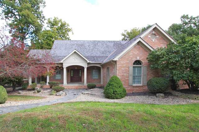 100 Friars Lane, Edwardsville, IL 62025 (#21076022) :: The Becky O'Neill Power Home Selling Team