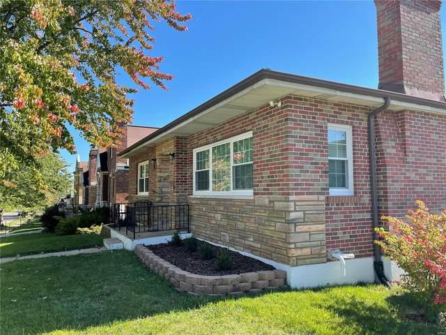 5268 Oleatha Avenue, St Louis, MO 63139 (#21076039) :: Delhougne Realty Group