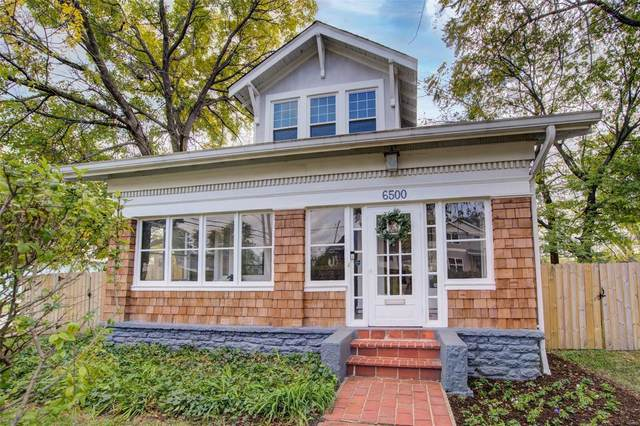 6500 Chamberlain Avenue, University City, MO 63130 (#21076046) :: The Becky O'Neill Power Home Selling Team