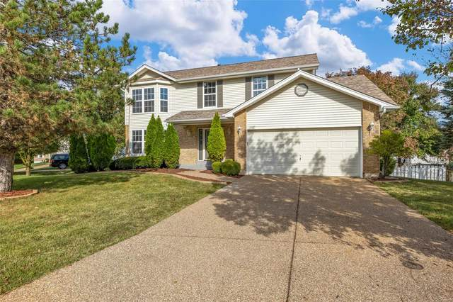 207 Timothy William, Saint Peters, MO 63367 (#21076064) :: RE/MAX Professional Realty